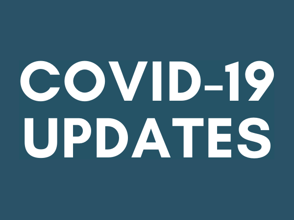 Church Updates on Coronavirus